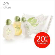 http://rede.natura.net/espaco/yasmimcosmeticos. Compre online seus produtos Natura.  Presente Natura Mamãe e Bebê miniaturas De R$ 54,90 Por R$ 43,90.