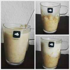 """451 Likes, 11 Comments - Tatjana (@kaempfumdeinentraum) on Instagram: """"low-Carb """"Milch-Reis"""" .. sehr sehr lecker !!!! 30gramm Haferkleie mit 100ml Milch und 50gramm…"""""""