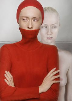 Katerina Belkina | not a man's world | Rose-Red