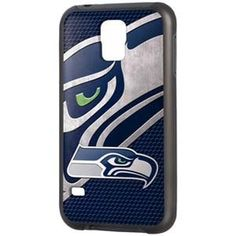 NFL Dual Protector Case for Samsung Galaxy S5 - Seattle Seahawks