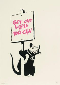 Screenprint in black and pink, 2004, signed in pencil, dated, numbered <em>12/75</em>, on wove paper