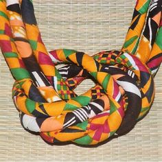 4th Of July Wreath, Decor, African Fabric, Ethnic Jewelry, African, Handmade, Color, Decoration, Decorating