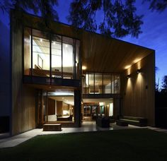 Arbour House by Richard Kirk Architect