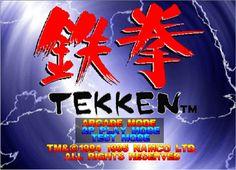 Nay's Game Reviews: Series Review: Tekken, legendary playstation beatem up games