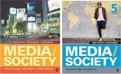 Media/Society Industries, Images, & Audiences | The Society