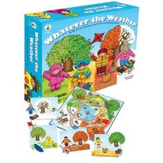 Whatever the Weather board game