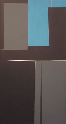 June Harwood Hard-Edge Painting Revisited: 1959 – 1969