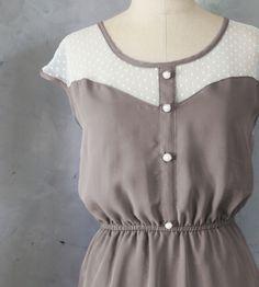 Petit Dejeuner Dress | Women's Clothing | Fleet Collection | Scoutmob Shoppe | Product Detail