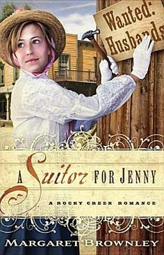 Beata: This is my first book by this author and I enjoyed it soooo much! I mean it's really FUN read! The book is humorous, romantic with good Christian heartwarming message. I LOVED the etiquette advice by Miss Abigalil Jenkings (1875) written as an opening to each chapter! What a clever idea!  It was so hard to put the book down (my family will have me exiled if I continue this way :))! I will surly read more books by Margaret Brownley!