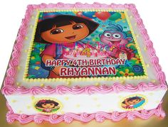 birthday cakes for kids Cookies Pinterest Birthday cakes