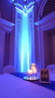 Wedding reception lighting at Greysolon Ballroom. Duluth MN Up lighting in plum purple. Duluth Event Lighting Bridal lighting lighting déc. & Wedding reception lighting at Greysolon Ballroom. Duluth MN Up ... azcodes.com
