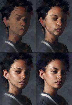 ArtStation - Marina Nery, Aaron Griffin