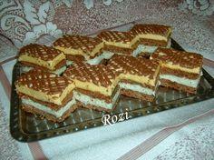 Rozi Erdélyi konyhája: Kókusz szelet