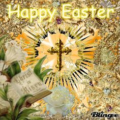 Christ Is Risen Easter Gif happy easter happy easter. easter pictures easter gifs easter quotes and sayings easter pics christ is risen easter picture quotes Easter Wishes Pictures, Easter Prayers, Prayer Poems, Sunday Worship, Pictures Of Jesus Christ, Lenten Season, Just Magic, Easter Quotes, Christ Is Risen
