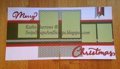 Snips, Snaps, and Scraps: Fundamentals Scrapbooking Workshops