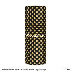 When the sun goes down the lights don't have to go out thanks to Zazzle's Gold candles. Shop our great designs for yourself or to give as gifts! Gold Candles, Candle Holders, Polka Dots, Lights, Clocks, Pillows, Design, Home Decor, Porta Velas