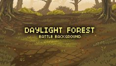 Day Light Forest Battle Background has just been added to GameDev Market! Check it out: http://ift.tt/1ltiEzI #gamedev #indiedev