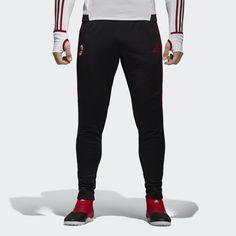 adidas AC Milan Training Pants - Mens Soccer Pants