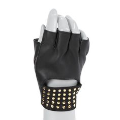 Studded Cuff Armwarmers | Claire's