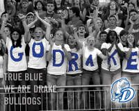 We love our Drake Bulldogs!