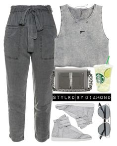 """""""Morning Class"""" by diamxo ❤ liked on Polyvore featuring H&M, Tom Ford, Christian Dior, Roberto Coin, DANNIJO and Maison Margiela"""