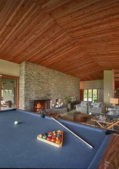 Mid-Century Remodel & Interior Design midcentury-living-room