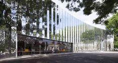 MAIIAM, Museo de Arte Contemporáneo de Chiang Mai, Tailandia. All(zone) arquitectos. Fotografía: Soopakorn Srisakul