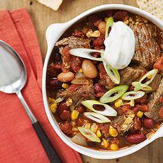 Slow Cooker Tex-Mex Beef Taco Stew