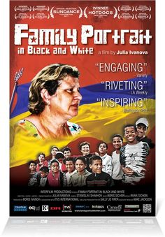 """FULL MOVIE! """"Family Portrait in Black and White"""" (2012) 