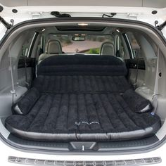 Amazon.com : Winterial SUV Heavy-duty Backseat Car Inflatable Travel Matress for Camping / Perfect For Your Minivan : Sports & Outdoors