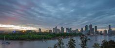 Brisbane Skyline Brisbane, New York Skyline, Skyscraper, Country, Travel, Australia, Skyscrapers, Viajes, Rural Area