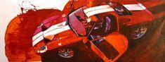 Camilo Pardo, Ford GT Red Chip