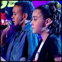 Two Young Singers Perform Hallelujah - So Beautiful - Music Video  This is in Portuguese but you can still feel God shining through when Jotta A and Michely Manuely sing Hallelujah. They have very beautiful voices especially for being so young.