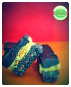 My Sweet Corner:   Repostería Divertida: Barritas de Almendras, Caramelo y Chocolate