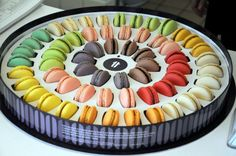 Serious serious yum! 'Lette Macarons, Bevery Hills. New store just opened in Fashion Island, Newport Beach.
