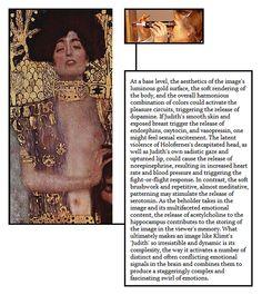 Klimt and neuroscience