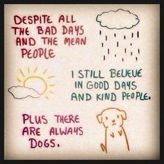 Always a dog