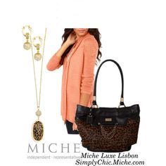 """""""Miche Luxe Lisbon"""" by miche-kat on Polyvore  http://www.simplychicforyou.com/"""