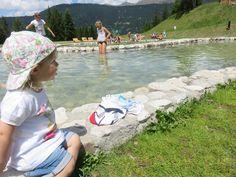 Al Rifugio Baranci tra funbob e giochi d'acqua | Il Trentino dei Bambini