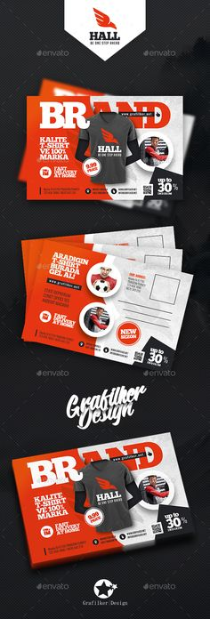 Buy T-Shirt Postcard Templates by grafilker on GraphicRiver. T-Shirt Postcard Templates Fully layered INDD Fully layered PSD 300 Dpi, CMYK IDML format open Indesign or later . Postcard Template, Postcard Design, Flyer Template, Ad Design, Flyer Design, Print Design, Graphic Design, T Shirt Design Template, Ad Layout