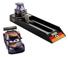 Disney Pixar Cars Pit Crew Launchers - max schnell