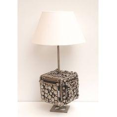 Buy an amazing Geometric lamp cube sculpture steampunk Star Trek Borg, Geometric Lamp, Metal Art Sculpture, Star Trek Ships, Steampunk Lamp, Cube, Sculptures, Abstract Art, Products