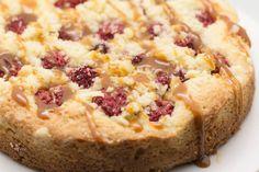 Hovkonditorn: Raspberry Almond Cake