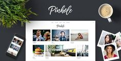 Pinhole is a professional WordPress gallery theme carefully designed to help you create beautiful photography sites very easily, featuring a large number of different gallery styles and options tha...