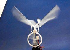 Ornithopter DIY (3D print)