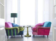 Nice upholstery, photography MelYates