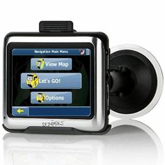 GPS Navigation For Dummies FD-350 3.5-Inch Portable GPS Navigator by GPS Navigation For Dummies. $199.99. Amazon.com                Need to get where you're going easily, quickly, and accurately? GPS Navigation For Dummies is the answer. This state-of-the-art PND (personal navigation device) ensures you never get lost again. Designed to be the world's most user friendly interface, this device is perfect for automobiles, backpacks, purses, RVs, or while bicycling.      The ...