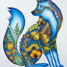 Johanna Basford | Picture by Alexandre Bavaresco | Colouring Gallery