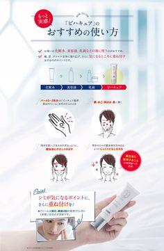BIHACURE(ビハキュア) Being Used