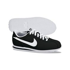 Nike Cortez Leather  06 Black White on Sale Pantaloni Tuta Nike 996fed7225a